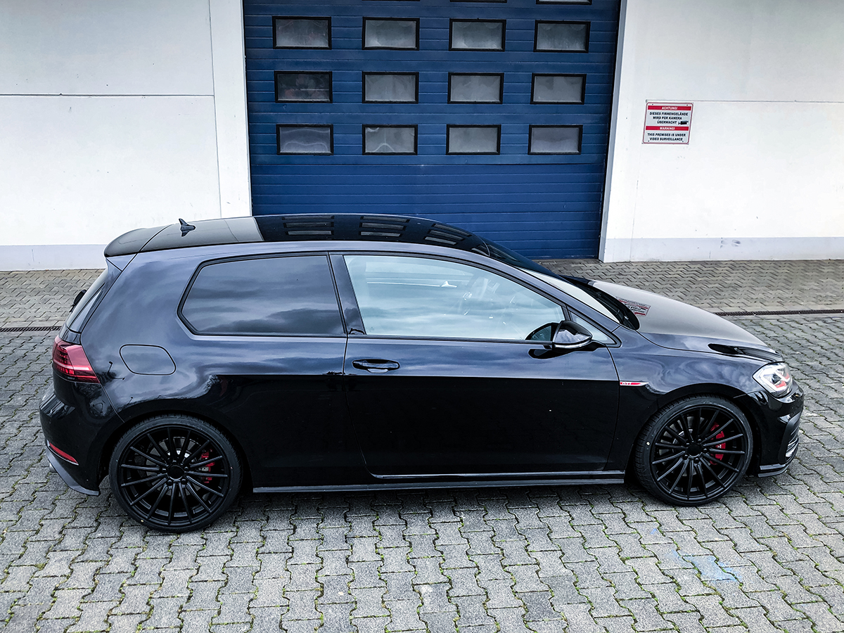 vw golf vii gti brock car fashion gmbh. Black Bedroom Furniture Sets. Home Design Ideas