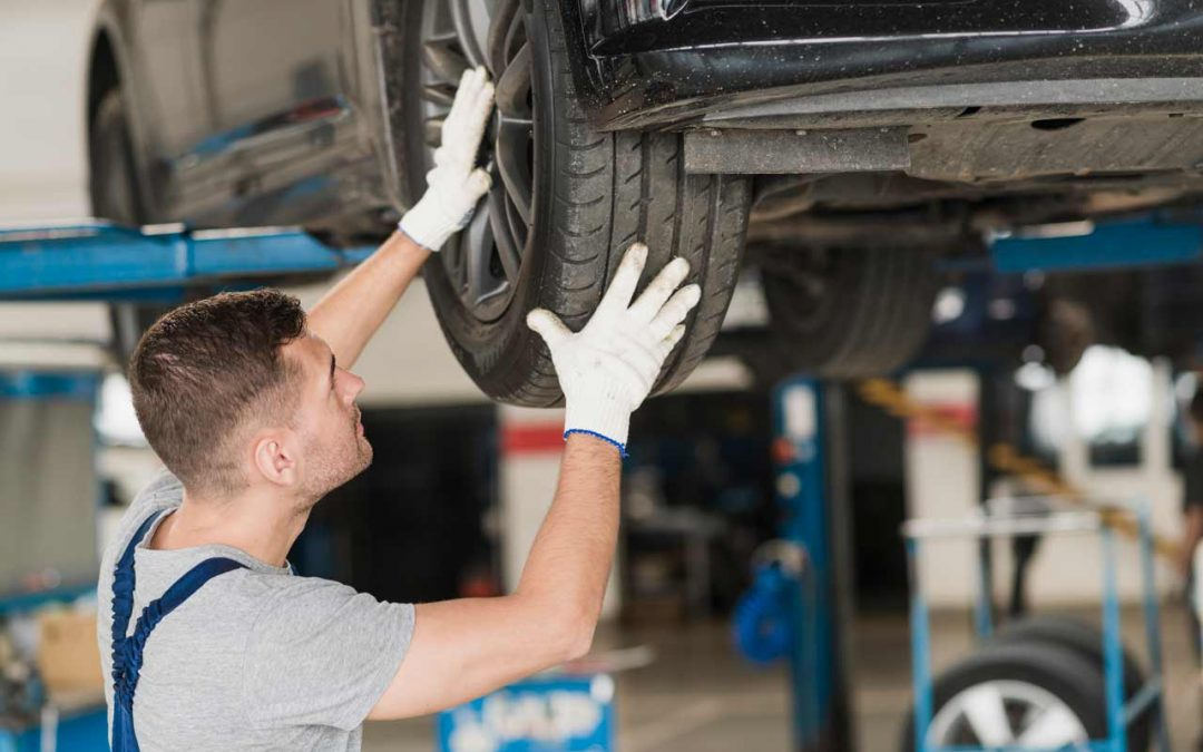 Is it time for a wheel alignment ?